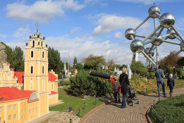 mini-europe parque bruxelas