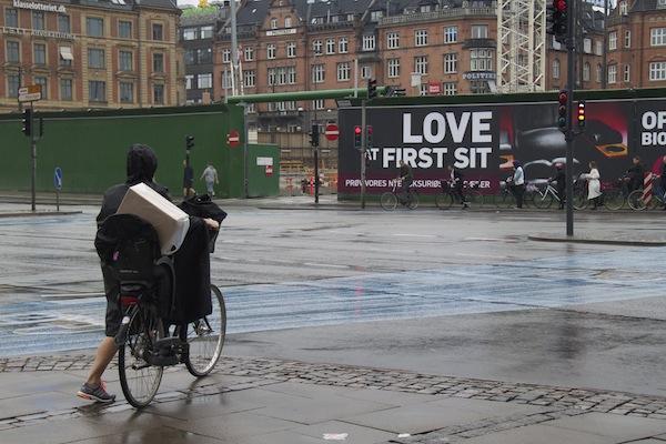 bicicleta dinamarca