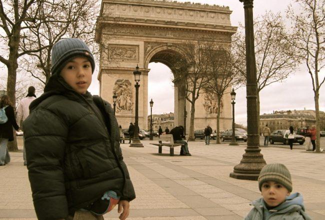 cidades europeias paris