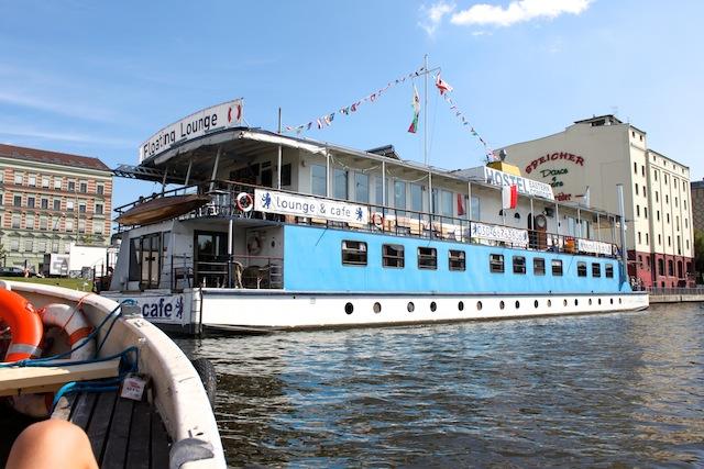 hostel barco em berlim