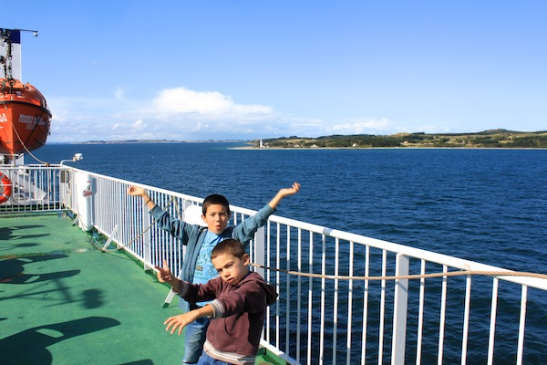 dinamarca viajar em familia