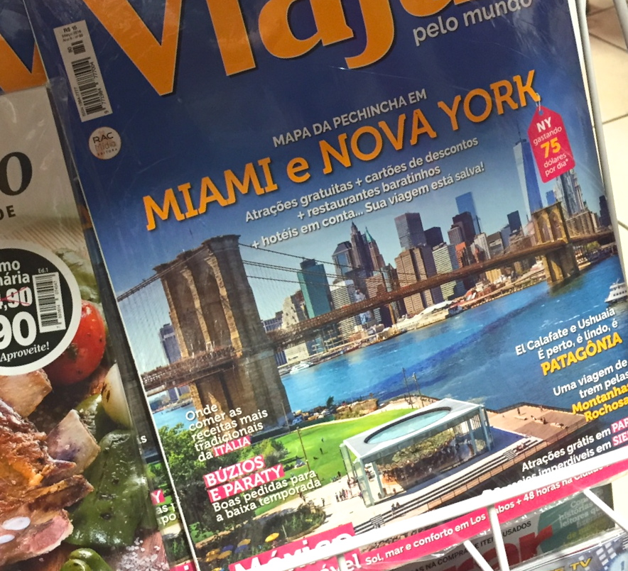 jeito especial de falar dos brasileiros nova york