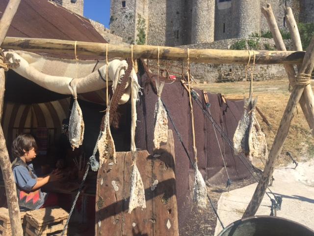 mercado medieval obidos
