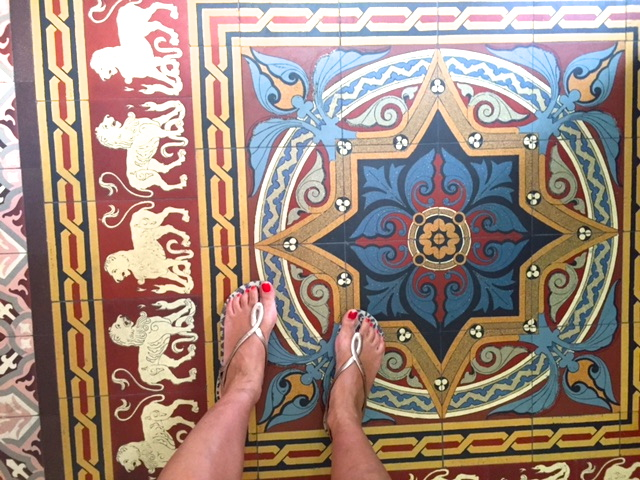 azulejos chão do brasil