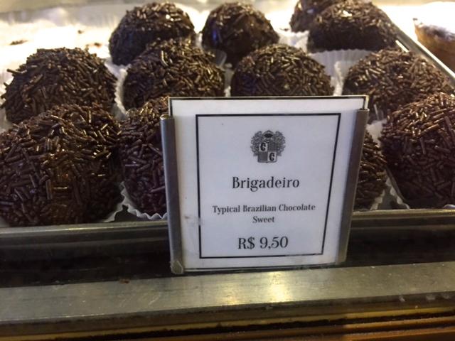brigadeiro brasil