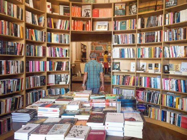 Livrarias de Óbidos