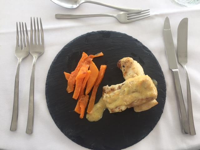 peixe na semana gastronomica da abobora