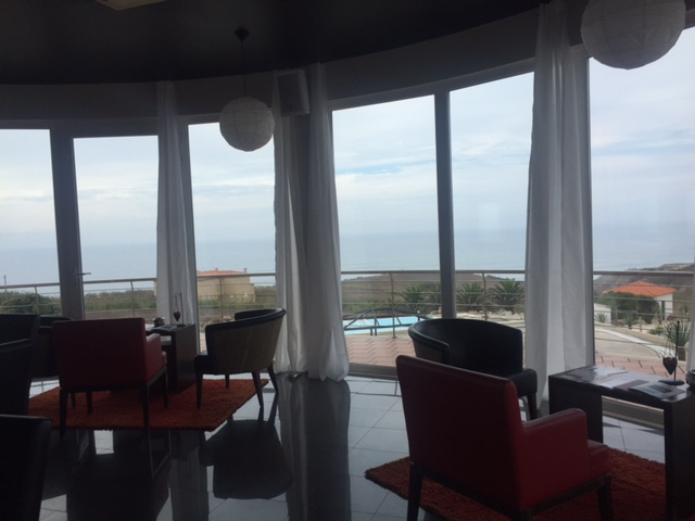vista mar restaurante noiva do mar