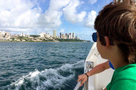 viagens em família brasil
