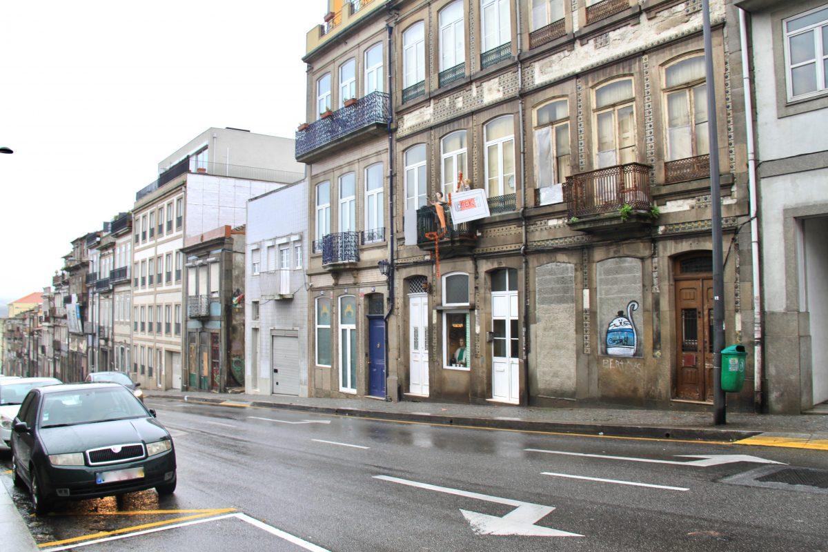 Centenary Fontaínhas Apartments rua