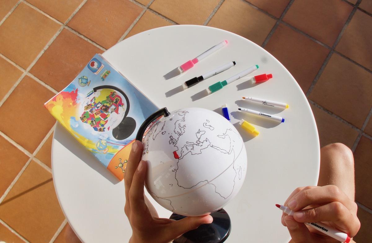 globo terrestre science4you