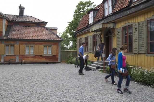 Estocolmo Skansen
