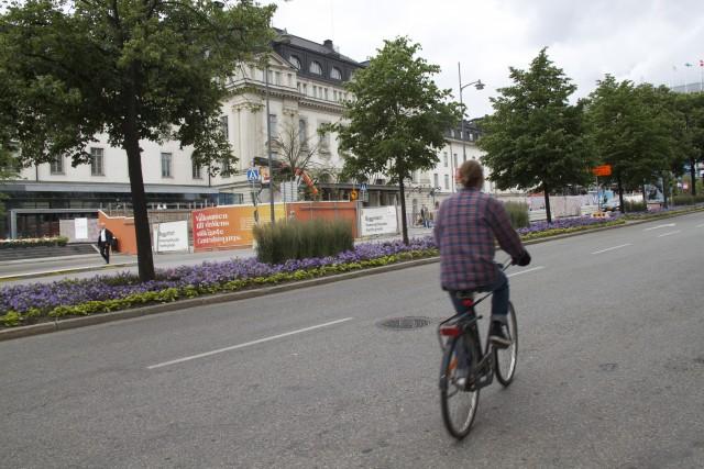 Estocolmo bicicleta