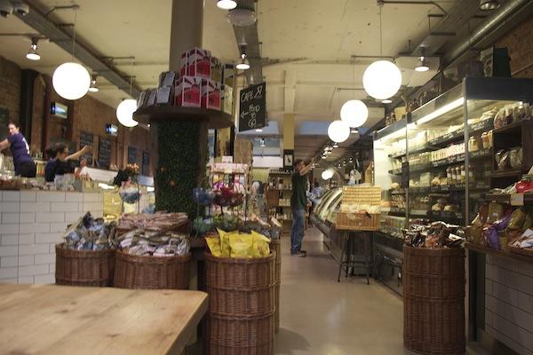 natural kitchen london