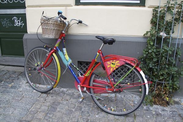 bicicleta copenhaga