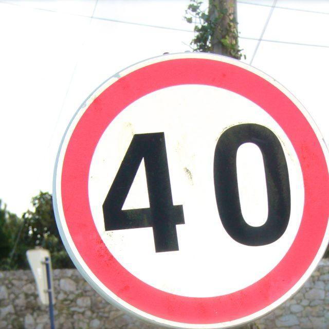 40 anos, 40 lugares