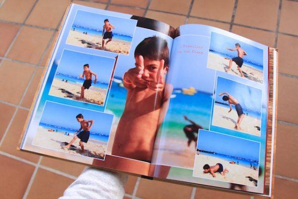 livros de fotos