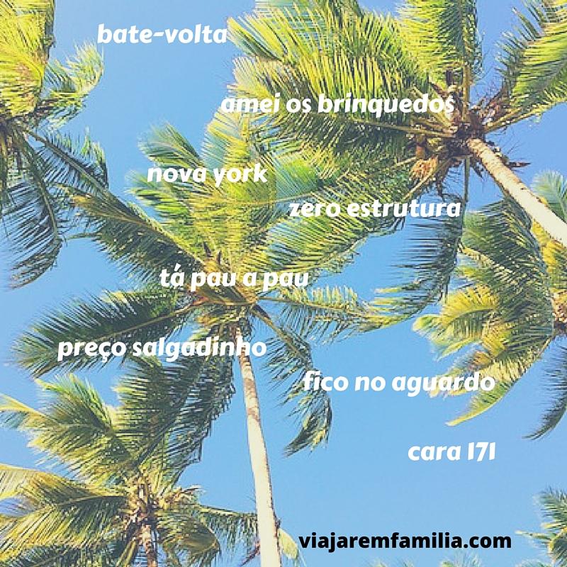 expressões brasileiras divertidas uteis no brasil
