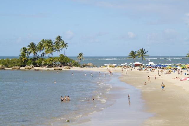 praias no brasil