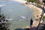 praias no brazil slide tiroleza