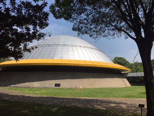 parque ibirapuera planetario
