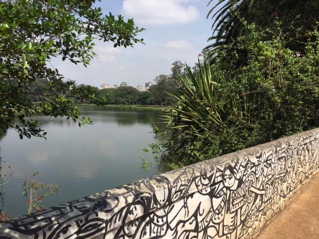 parque ibirapuera ponte
