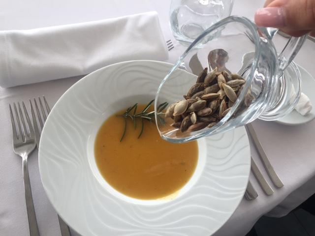 sopa semana gastronomica da abóbora