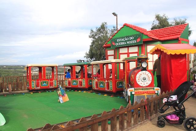 comboio na obidos vila natal