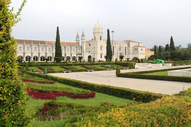 jardins em Belém