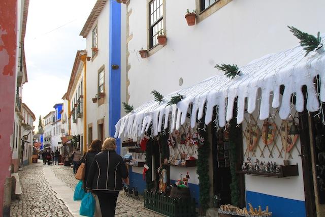 rua de obidos no natal