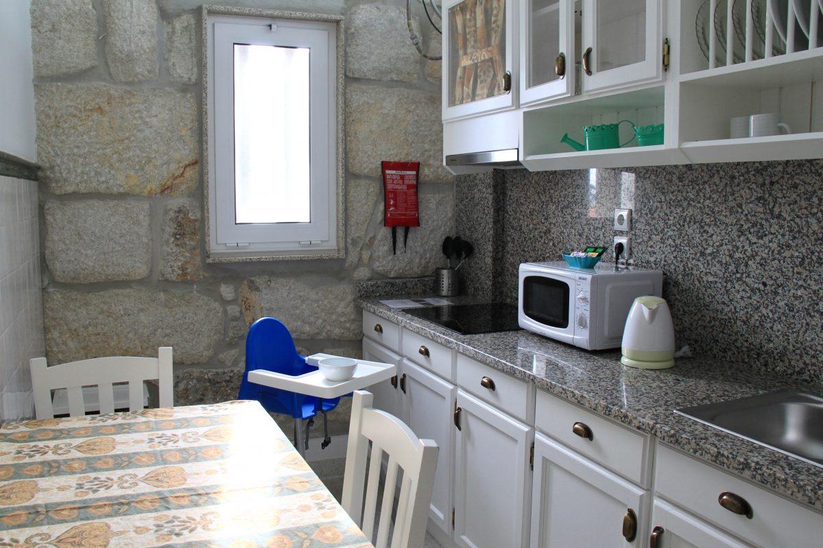 Centenary Fontaínhas Apartments pateo