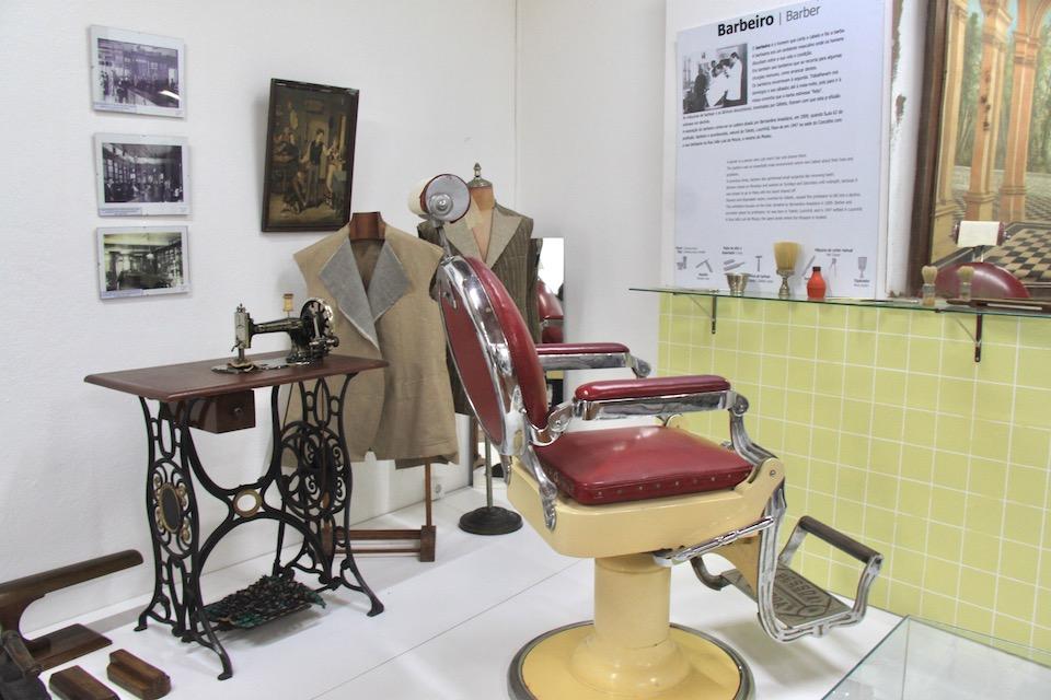 museu da lourinha profissoes
