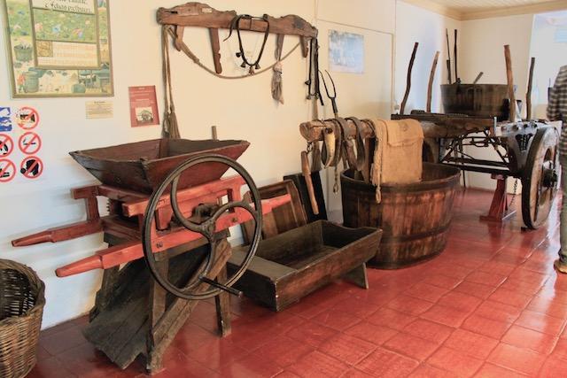 museu da lourinha utensilios