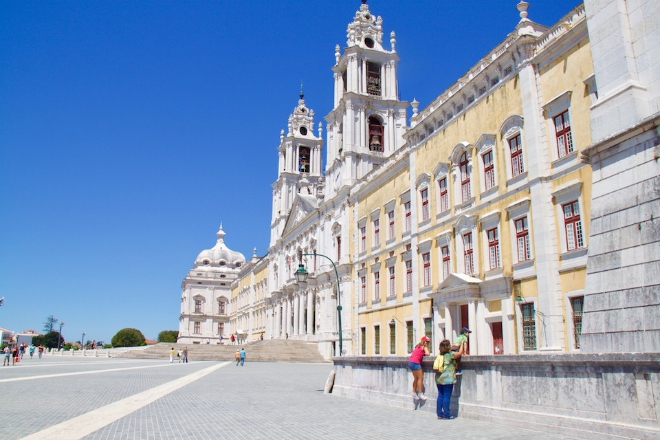 museus e monumentos continuam gratis palacio mafra