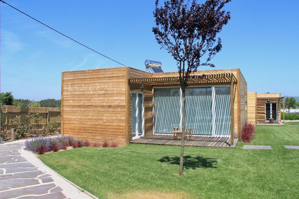 obidos wood villas casa