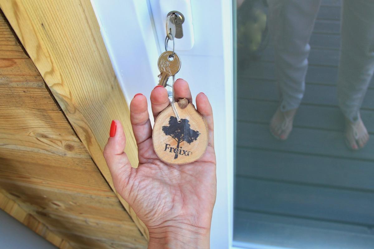 obidos wood villas chave