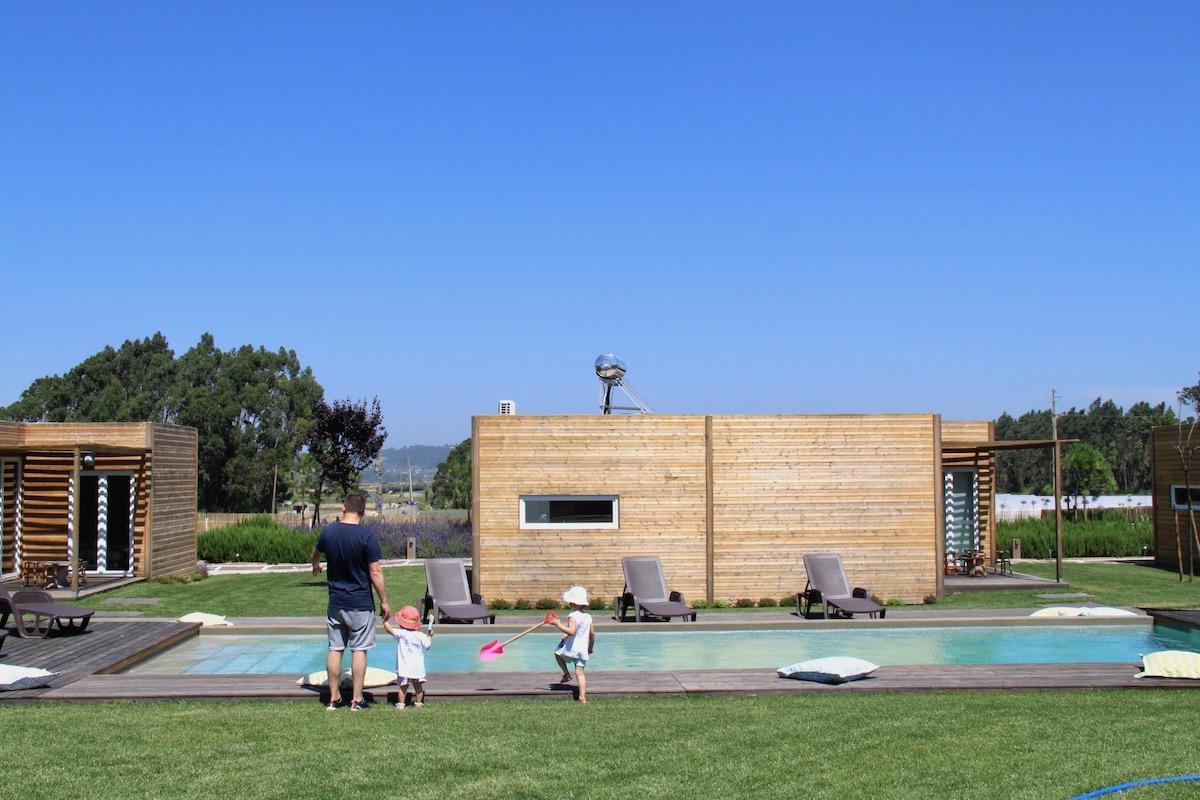 obidos wood villas familia