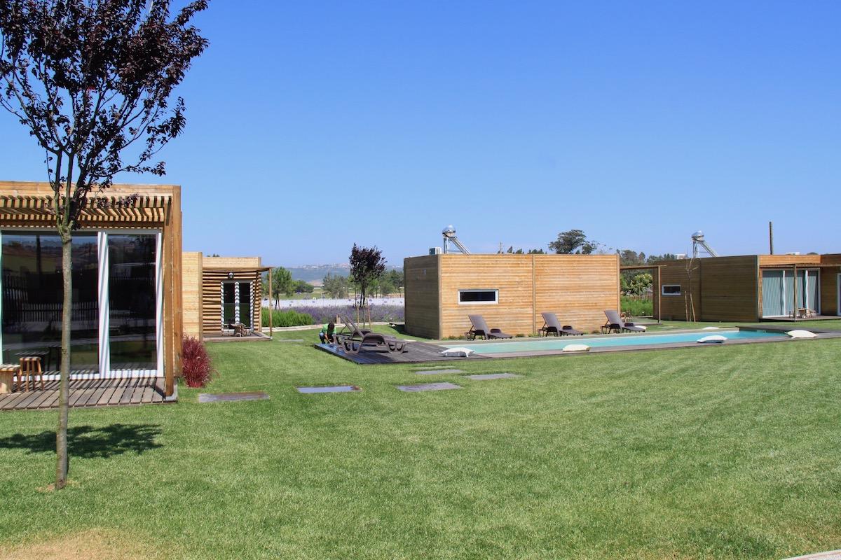 obidos wood villas jardim