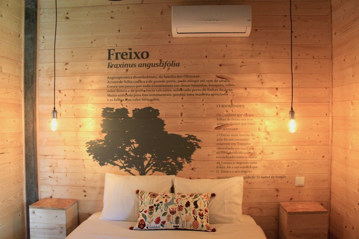 obidos wood villas quarto casal