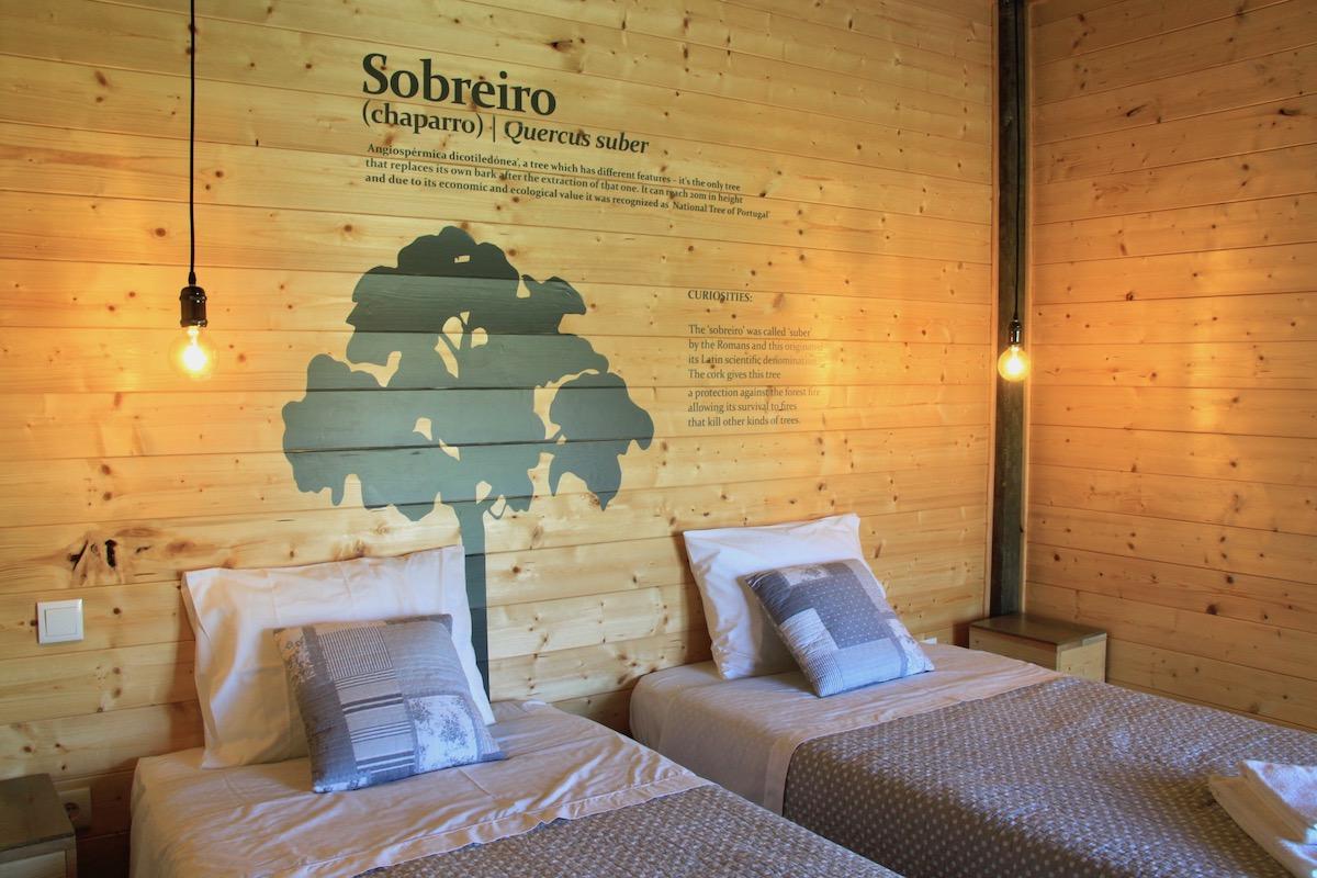 obidos wood villas quarto individual