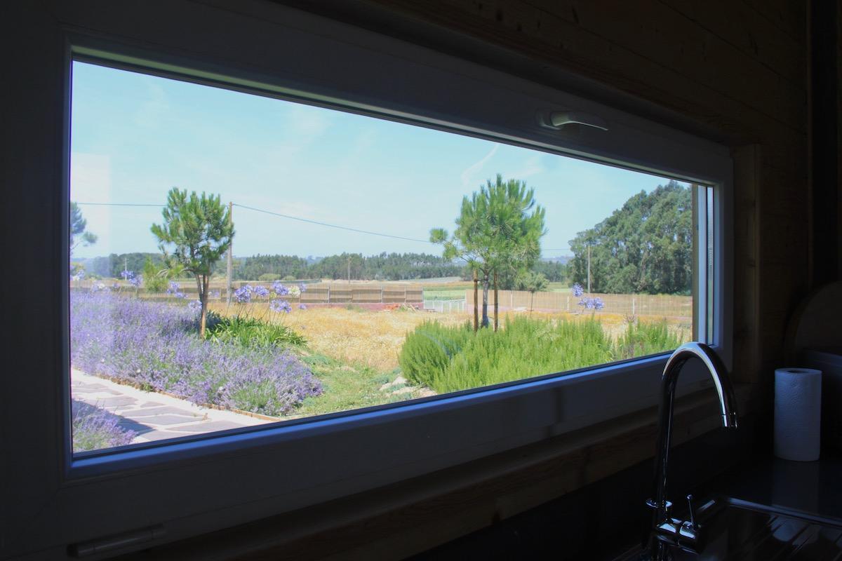 obidos wood villas vista