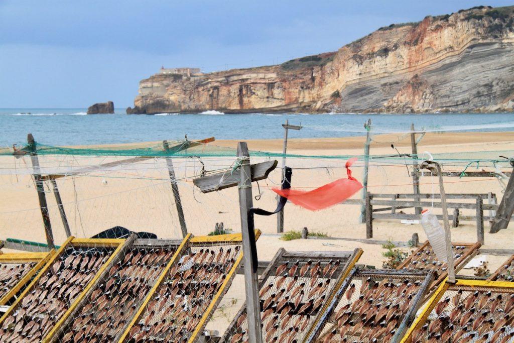 praias do oeste nazare