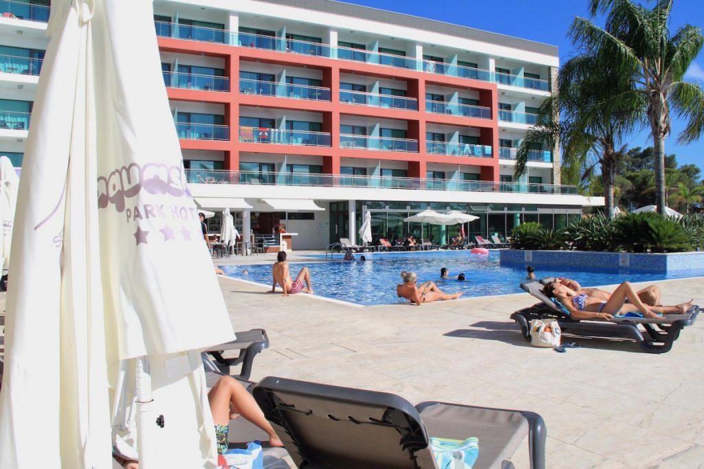 aquashow park hotel esplanada