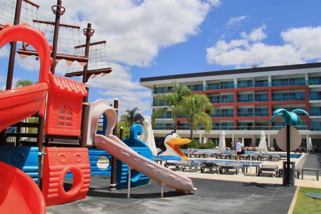 aquashow park hotel parque infantil