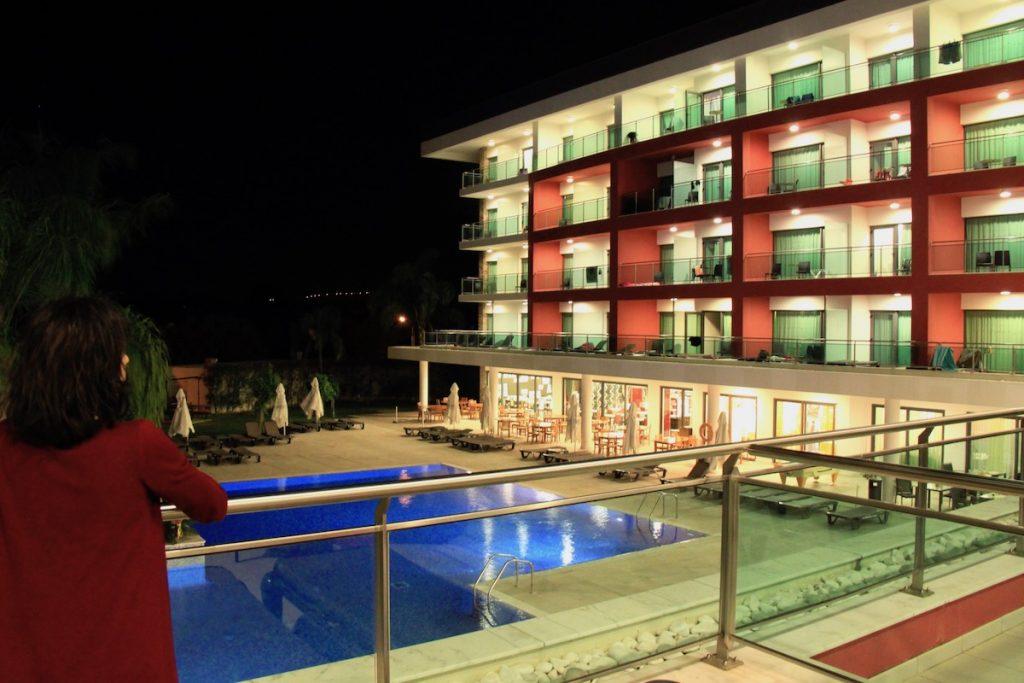 noite aquashow park hotel