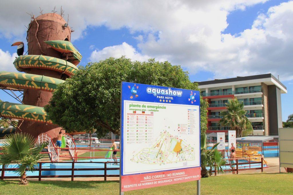parque aquashow