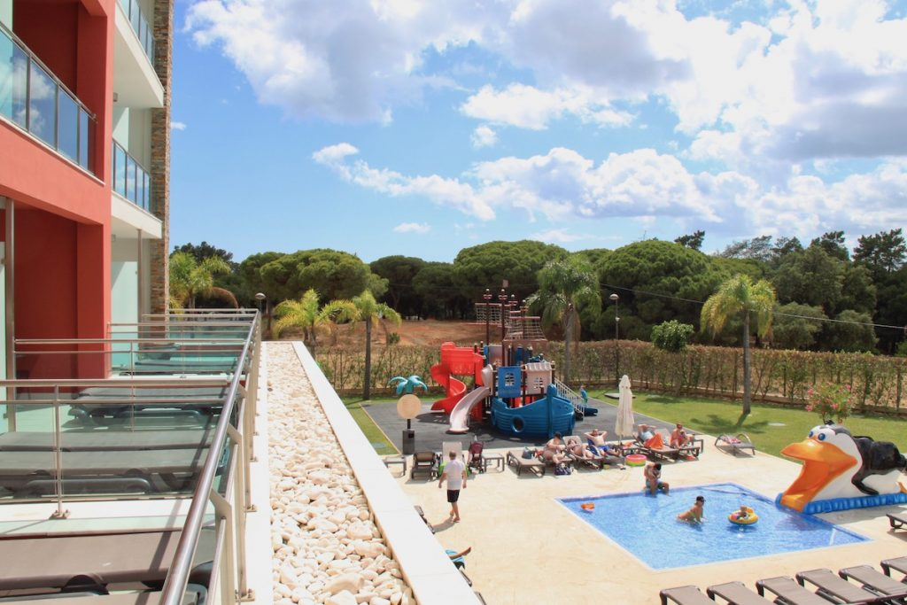 parque infantil aquashow park hotel