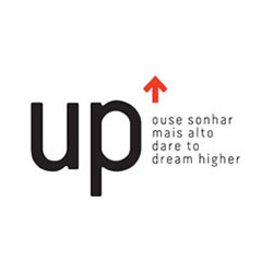 Logótipo da revista UP