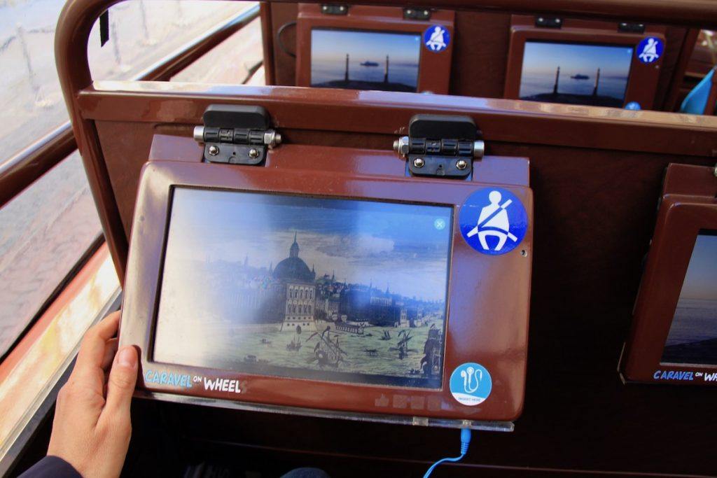 caravel on wheels tablet 2