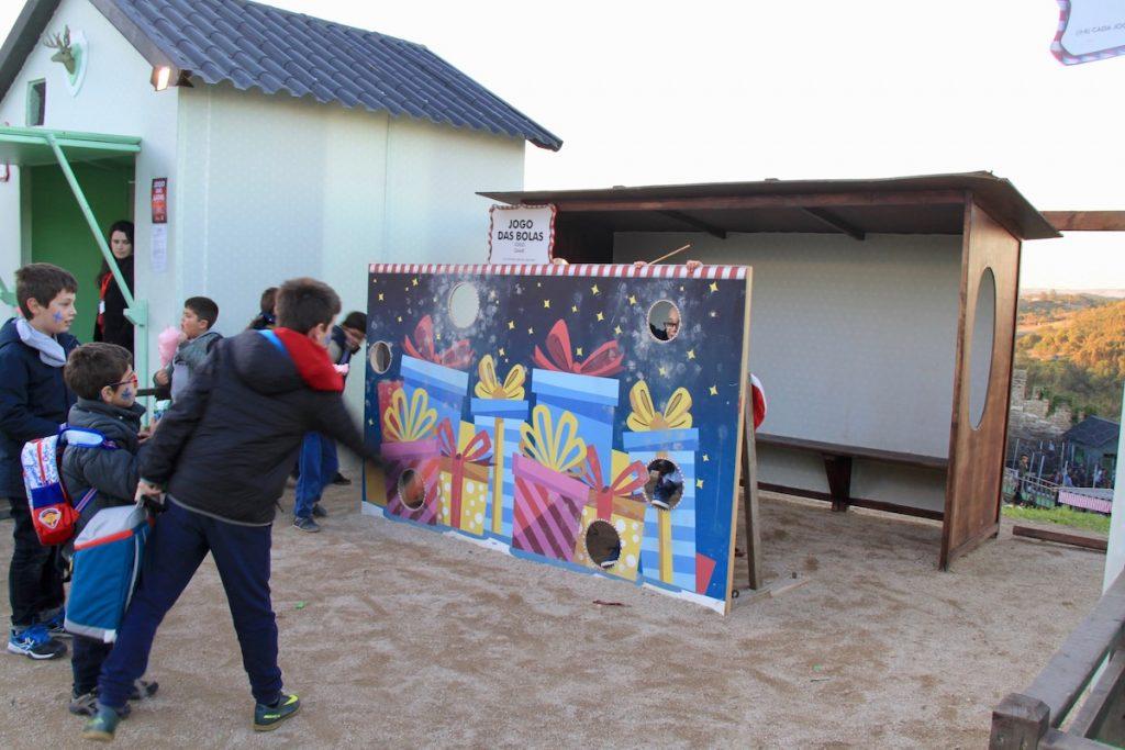 obidos vila natal 2017 jogos tradicionais